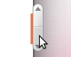 Как вернуть стандартные полосы прокрутки в Ubuntu 11.04?