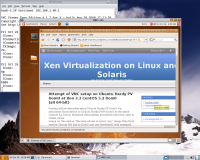 Удаленный доступ в Ubuntu Linux (VNC)