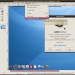 Gimp 2.7 в Ubuntu и однооконный интерфейс в стиле Photoshop