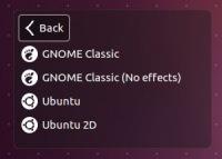 FAQ: как переключить среду рабочего стола в Ubuntu