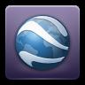 Проблема с русскими шрифтами в Google Earth - Ubuntu 12.04