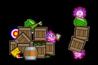 Игры в Linux: клоны легендарных Worms