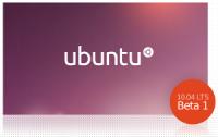 Ubuntu 10.04 beta 1