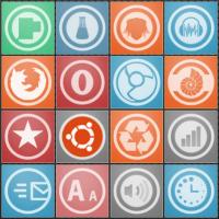 Установка темы Malys-Ex в Ubuntu
