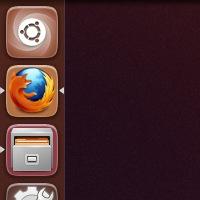 Unity в стиле Ubuntu Touch для Ubuntu 13.04