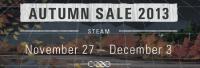 Осенняя распродажа в Steam: скидки на игры для Ubuntu до 80%
