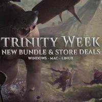 Trinity Bundle: 10 игр для Linux за $2.49