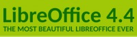 LibreOffice 4.4 с обновленным интерфейсом