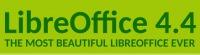 LibreOffice 4.4 с обновленным интерфейсом